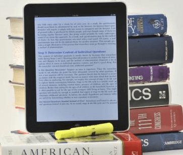 Online Retailers, E-books Continue to Grow Ahead of Traditional Publishing and Bookstores