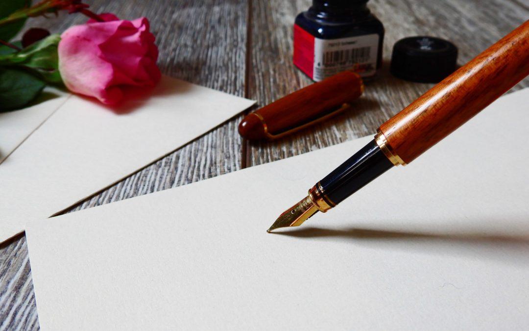 Why We Love Writing